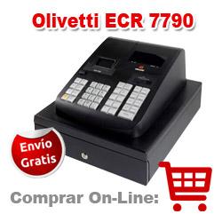 Caja registradora Olivetti ecr 7790