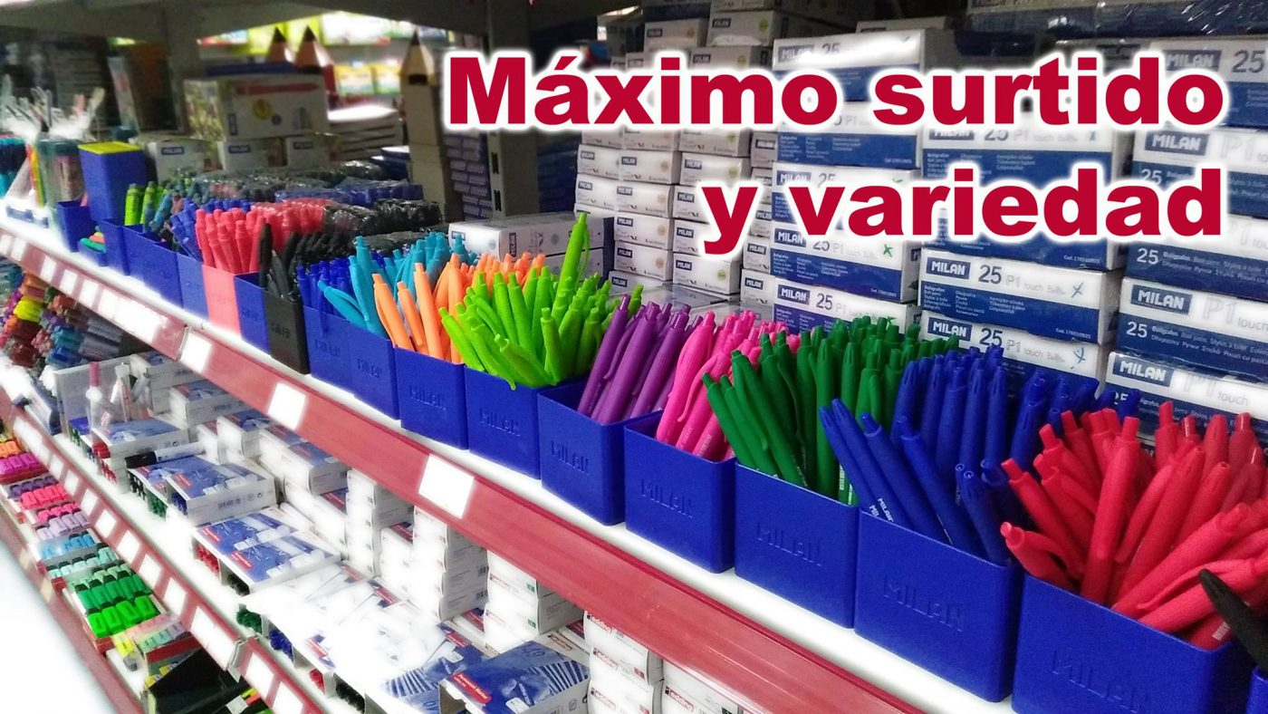 Tiendas De Papelería Y Material De Oficina Barato En Madrid Hiperoffice