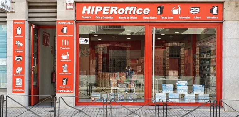 Franquicias de papelería HIPERoffice: Plan de negocio