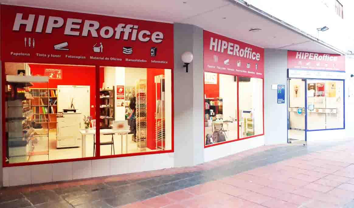 Tienda de Papelería Material de Oficina HIPERoffice.