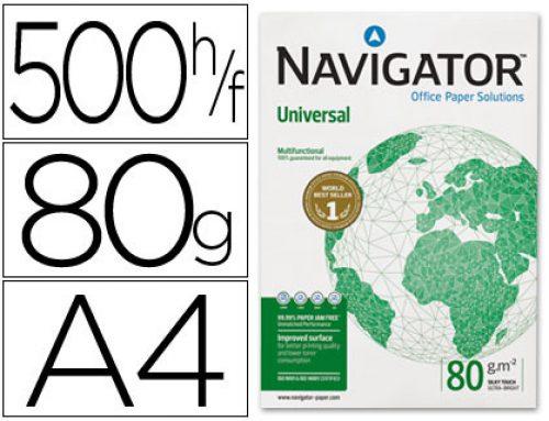 Donde comprar papel NAVIGATOR  A4 80grs barato