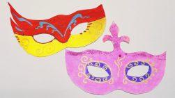 Como hacer máscaras con PlayColor ( Témpera Sólida)